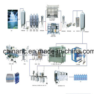 Full Automatic Pure Water Bottling Line pictures & photos