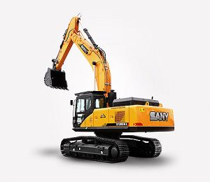 Higher Working Efficiency Hydraulic Crawler Excavator Sy380LC-9h pictures & photos
