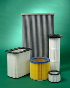 Expanded Metal Mesh for Filter Cartridge