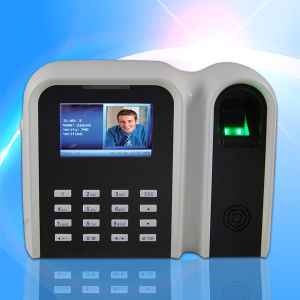 3 Inch TFT Fingerprint Time Attendance with TCP/IP (Q2-C)