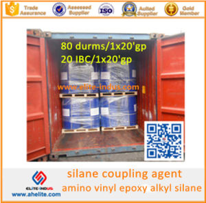 Amino Vinyl Epoxy Alkyl Acyl Silane Coupling Agent Product List pictures & photos