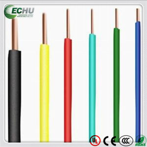 UL1015 Series 600V PVC Electrical Wire 14awg pictures & photos