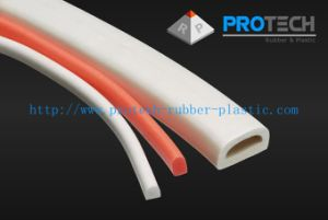 Custom Rubber Extruded Gasketss Seals pictures & photos