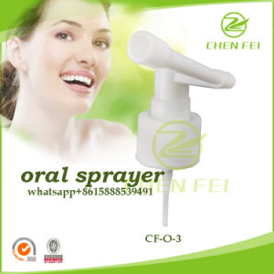 CF-O-3 White Plastic Medical Sprayer Long Oral Sprayer