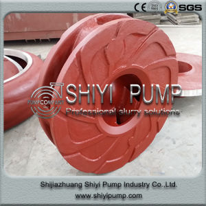 Centrifugal Slurry Water Treatment Single Stage Coal Wash Pump Parts pictures & photos