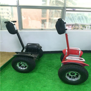 19inch 1600W off Road Big Wheel Electric Balance Scooter pictures & photos