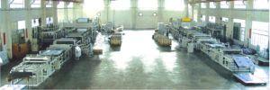 PE Aluminum Plastic Composite Board Extrusion Machine pictures & photos