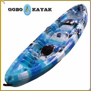 Army Color Plastic Kayak pictures & photos