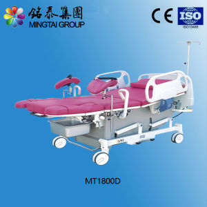 Muti Function Electric Gynecology Obstetrics Table/ Delivery Bed pictures & photos