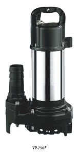 CE-Approved Stainless Steel Plastic Submersible Garden Pump (V-450) pictures & photos