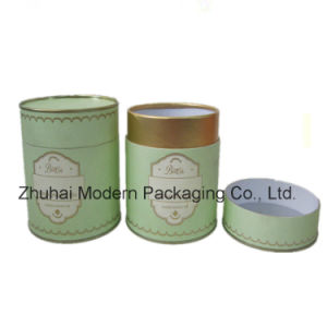 Customized Design Round Tea Packaging Box /Circle Tea Paper Box pictures & photos