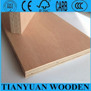 1220*2440mm Okoume Commercial Plywood for Packing pictures & photos