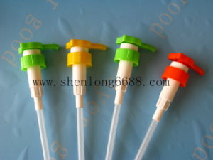 30/410 Plastic Lotion Pump Head for Dishwashing Bottle