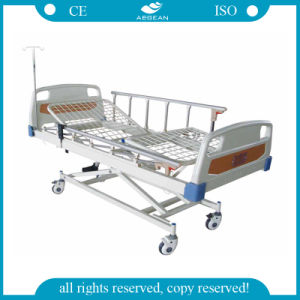 AG-Bm105 3-Function Electric Used Hospital Beds (AG-BM105) pictures & photos