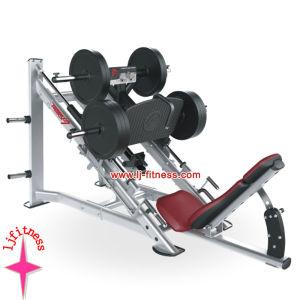Linear Leg Press Free Weights Fitness Strength Equipment (LJ-5712)