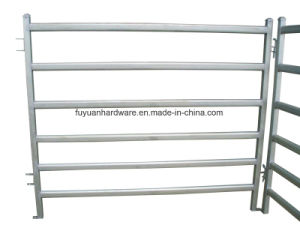 Sheep Used Heavy Duty Steel Tube Cattle Panel pictures & photos