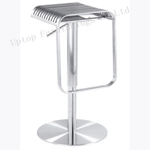 Rotary Height Adjustable Bar Stool with Footrest (SP-HBC367) pictures & photos