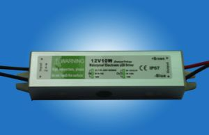 10W Waterproof Constant Voltage LED Driver (GPE-WLD-10V) pictures & photos