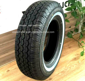 China Car Cheap White Wall Tire pictures & photos