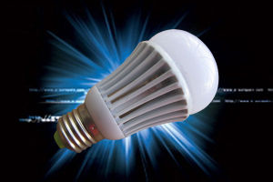 LED Lighting Bulb 3W/4W E26/E27 with CE and RoHS (SEC-B212C)