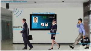 Contactless RFID Card for Door Access Control pictures & photos
