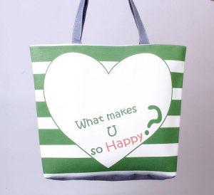 Canvas Women Handbag Casual Bag pictures & photos