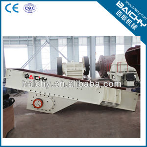 ISO9001 Vibrating Feeder High Performance