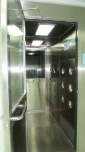 Stainless Steel Body Air Shower