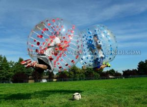 1.5m TPU Inflatable Bumper Ball, Soccer Football, Soccer Bubble for Sale pictures & photos