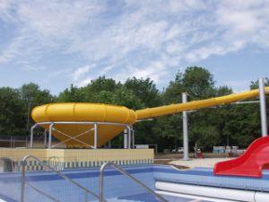 Fiberglass Water Slide (HZQ-12)
