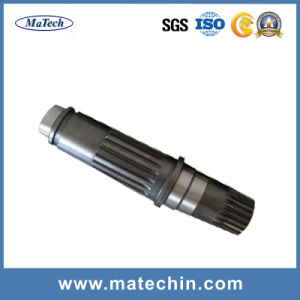 Custom High Precision Carbon Steel Investment Castng for Spline Axle pictures & photos