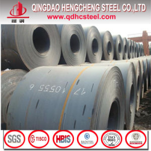 Q235 Q195 Ss400 A36 Hot Rolled Carbon Steel Coil pictures & photos