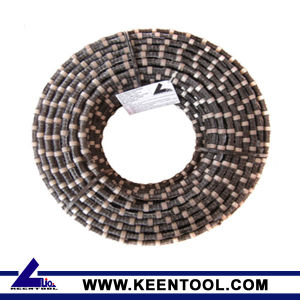 Concrete and Reinforced Concrete Diamond Wire Saw pictures & photos