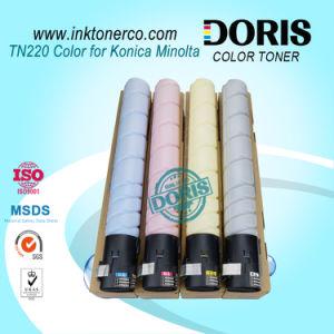 Tn220 Japan Tomoegawa Color Copier Toner for Konica Minolta Bizhub C221 C221s C281 pictures & photos