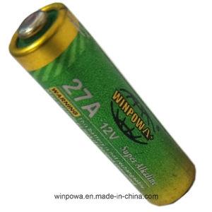 0% Hg EL812 12V Alkaline Dry Battery pictures & photos