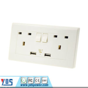 13A Switched Socket British Standard Electrical Sockets pictures & photos
