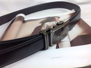 Ratchet Leather Straps (JK-150509B) pictures & photos