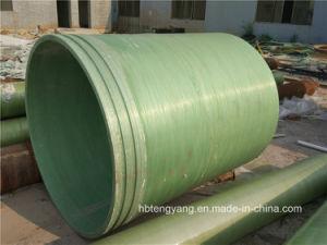 Large Diameter Fiberglass Reinforced Plastic GRP FRP Pipes pictures & photos