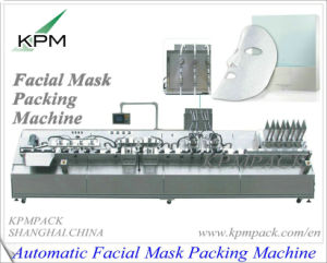 Leading Manufacturer of Automatic Facial Mask Packing Machines pictures & photos