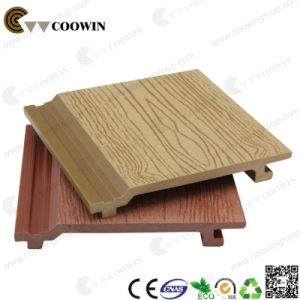 Wall Cladding for Exterior Plastic Texture Wood pictures & photos