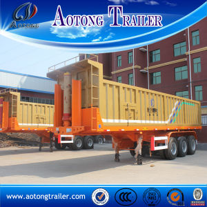 Multi-Function 40FT Container Tipper Semi Trailer for Sale pictures & photos