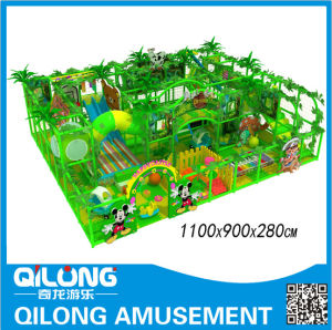 Cartoon and Jungle Design for Indoor Playground (QL-1205D) pictures & photos