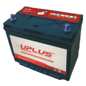 N50zl Lead-Acid Battery 12V 60ah Deep Cycle Car Battery pictures & photos