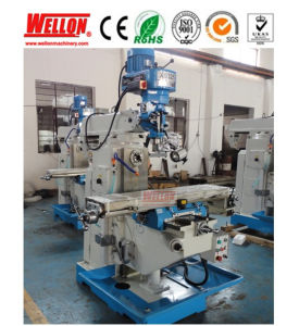Universal Turret Milling Machine (Turret milling Machine X6325H) pictures & photos
