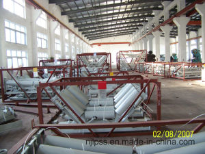 Carrier Self Aligning Roller Group for Belt Conveyor Zds-S-2 pictures & photos