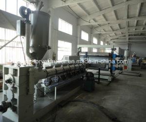 Plastic Extruder Machine PE PP Sheet Extrusion Line pictures & photos