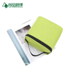 Wholesale High Quality Simplicity Pattern Zipper Close Adult Insulated Lunch Cooler Bag pictures & photos