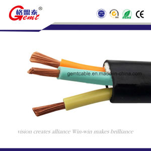 35mm Flexible Round Rubber Cable pictures & photos