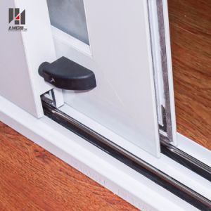 Customized High Quality Double Glazing Aluminum Sliding Door pictures & photos