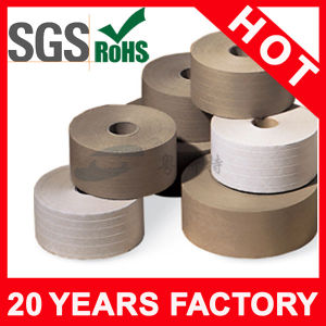 Wet Water Kraft Paper Tape (YST-PT-001) pictures & photos